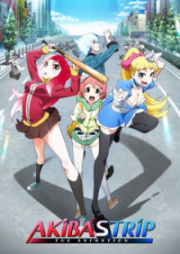 Akiba's Trip The Animation